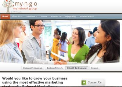 Myngo – My Network Group