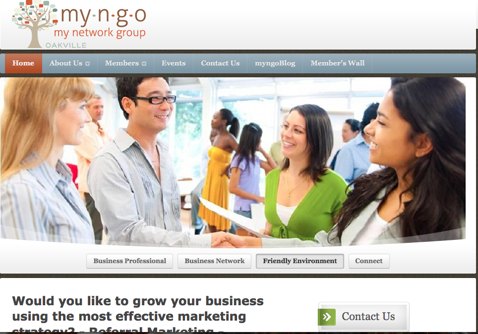 Myngo – My Network Group
