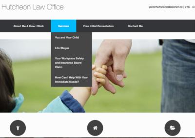 Peter Hutcheon Law Office